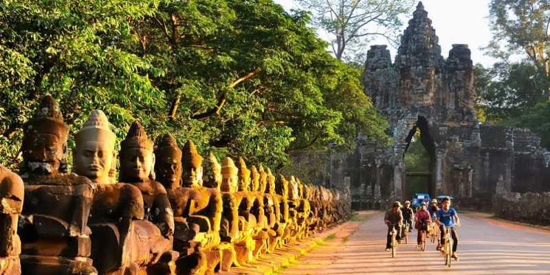 Turis Indonesia Diperkosa di Kamboja