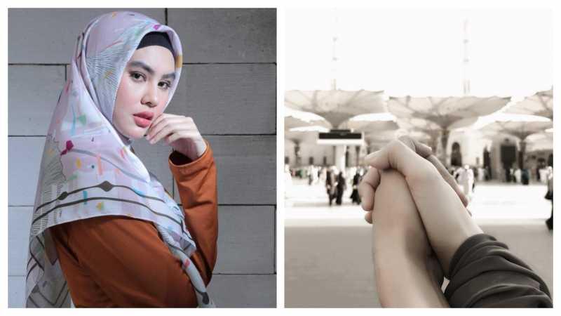 Unggah Foto Genggam Tangan Pria, Kartika Putri Beri Hashtag Halal