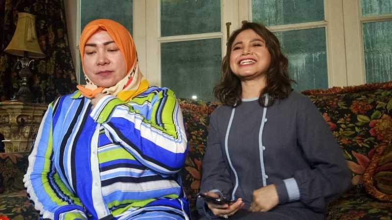 Melly Goeslaw Tegaskan Cinta Afgan dan Rossa