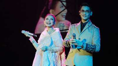 Afgan Curhat pada Rossa Soal Insiden di Prambanan Jazz