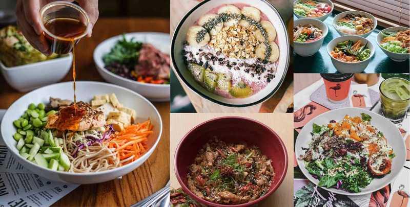 10 Restoran Makanan Sehat di Jakarta