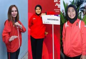 Belum Move On Asian Games 2018?, Ini Kisah 3 Pendekar Perempuan Berkalung Emas