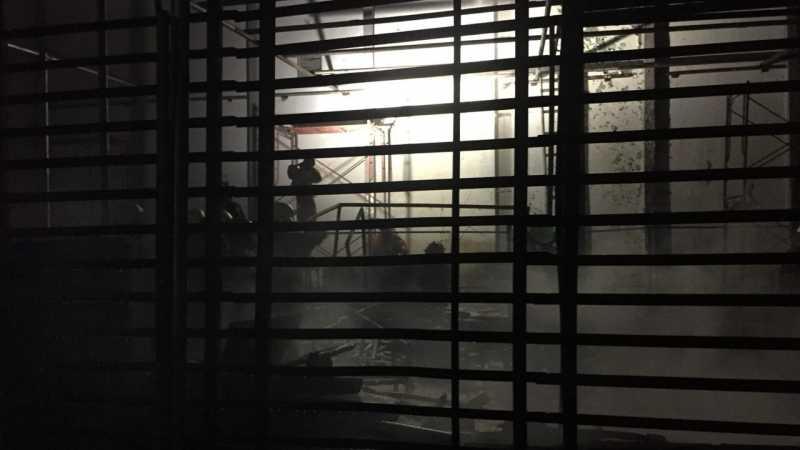 Kebakaran Gudang Penyimpanan di Velodrome Rawamangun Padam
