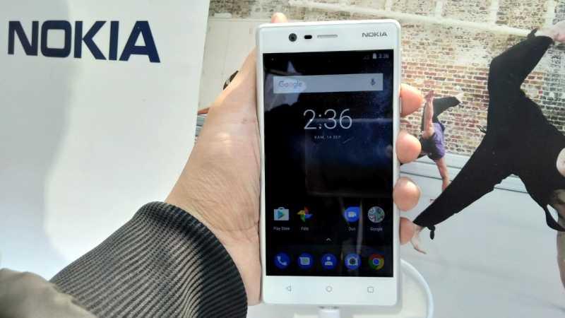 Ponsel Android Nokia 3 Dijual Mulai Oktober, Berapa Harganya?