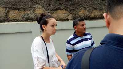 Irina Terkejut Saat Dipertemukan Polisi dengan Penganiaya Hermansyah