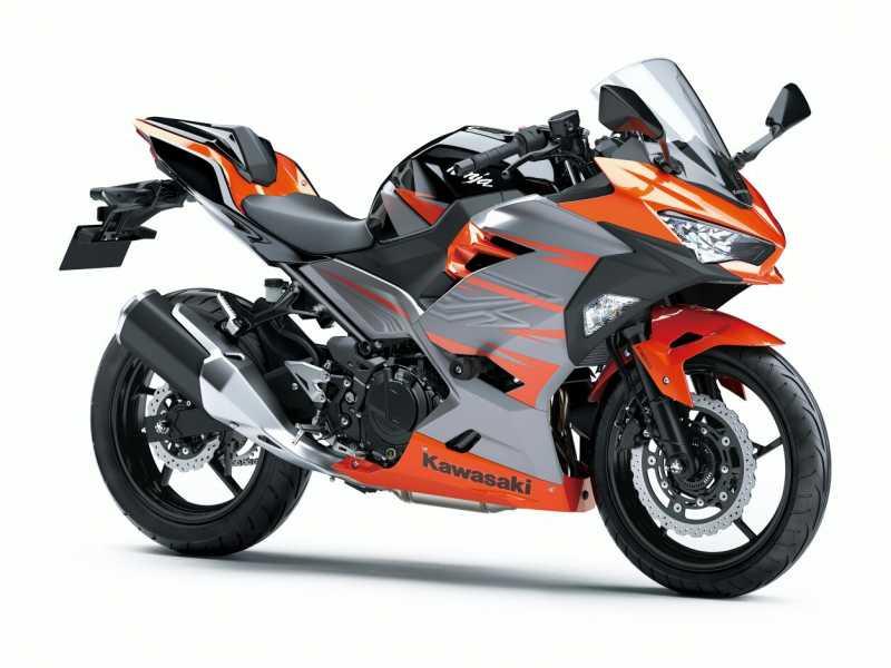 All New Kawasaki Ninja Diluncurkan dan Kian Menawan