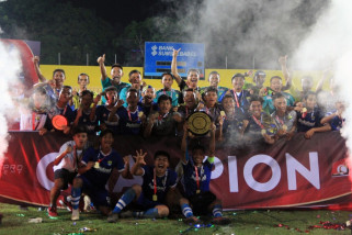 Pembukaan Liga 1 U-16 Tandai Ulang Tahun ke-89 PSSI