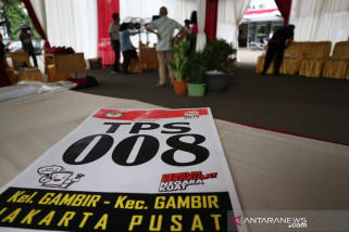 TPS Tempat Jokowi Mencoblos Bakal Usung Tema Budaya Betawi