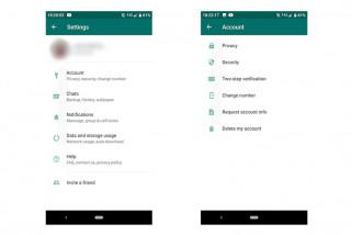 WhatsApp ubah antarmuka setelah beberapa tahun