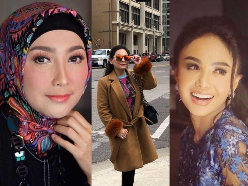 8 Artis Senior yang Tetap Cantik dan Awet Muda