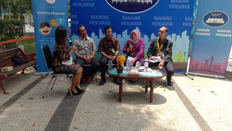 10 Kecamatan di Bandung Berpotensi Terjadi Likuefaksi