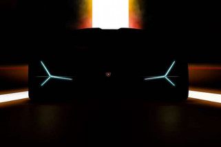 Secuil Tampang Mobil Listrik Lamborghini