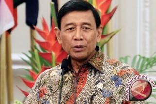 Perppu Ormas Disahkan, Wiranto Bersyukur