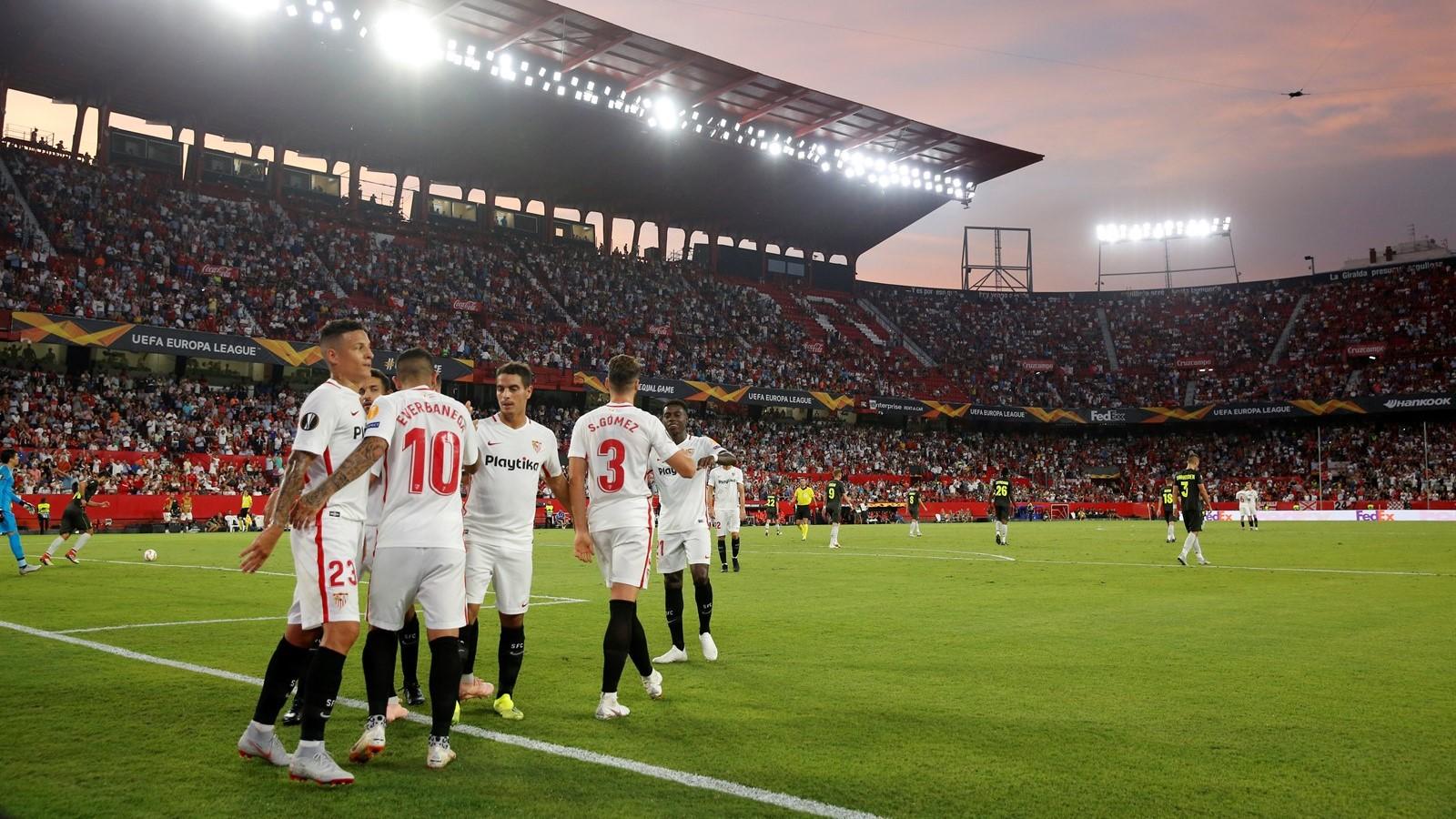 AC Milan Sevilla dan Villarreal yang Terancam Merana di Liga Europa