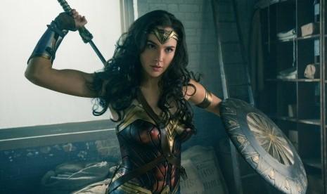 Wonder Woman Pecahkan Rekor Film Sutradara Wanita