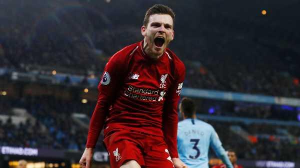 Liverpool Pagari Robertson dengan Kontrak Jangka Panjang
