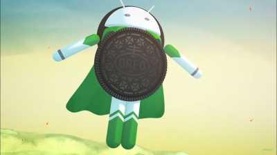 Android Baru Bernama Oreo, Pakai Jubah dan Bersayap