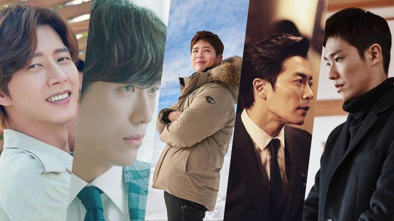 5 Aktor yang Bertransformasi Menjadi Psikopat dalam Drama Korea