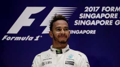Hamilton: Mercedes W09 Adalah Karya Seni yang Sempurna