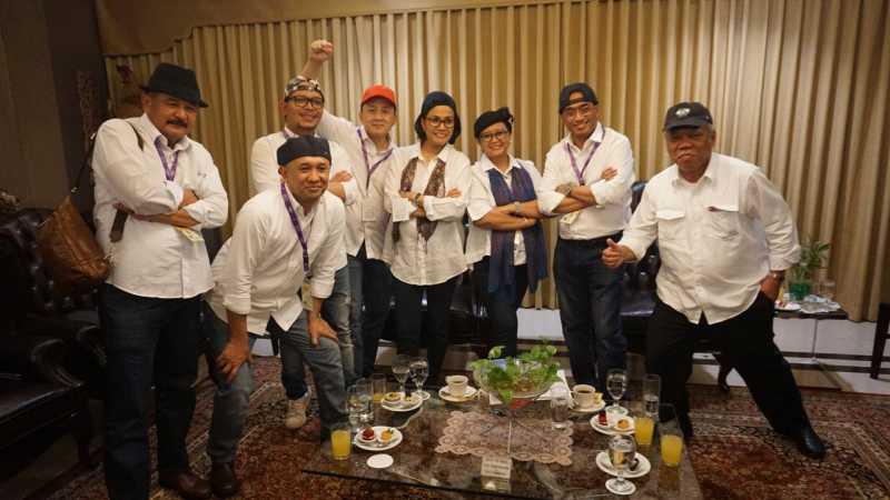 Mengintip Persiapan Elek Yo Band Jelang Manggung di JJF 2018