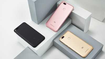 Xiaomi Mi A1 dengan Kamera Mirip iPhone 7 Plus, Pasti Masuk Indonesia