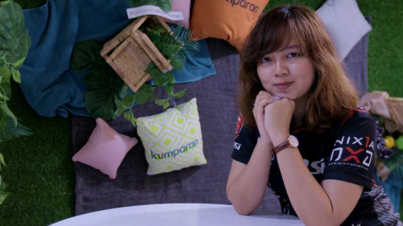Kisah Nixia Si Gamer Cewek dengan Penghasilan Ratusan Juta Rupiah