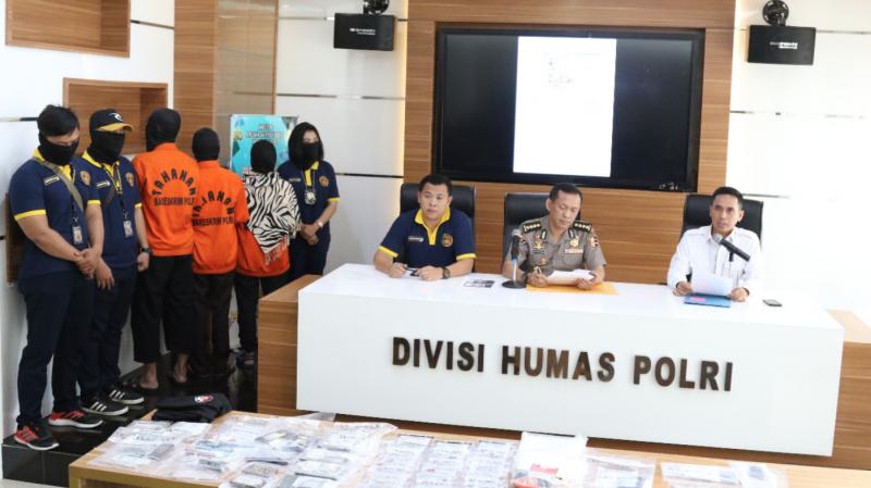 Tarif Pesan Isu SARA dan Hoax ke Kelompok Saracen Rp 75-100 Juta