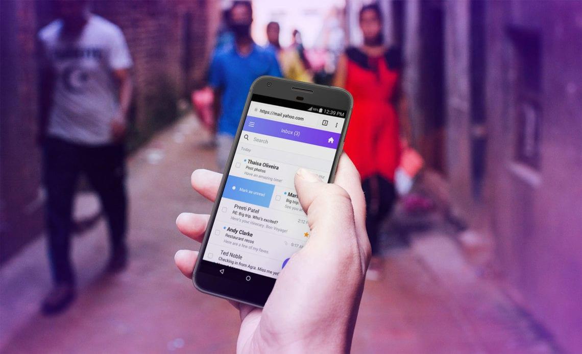 Yahoo Punya Aplikasi Email Baru untuk Android dan iOS