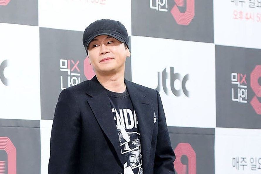 Bantah Dispatch, Yang Hyun Suk Minta Media Tak Pojokkan YG Entertainment