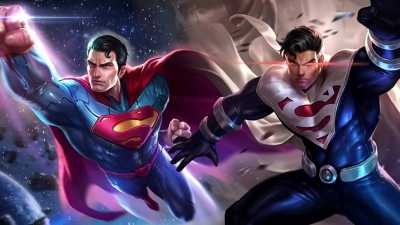 Superman Susul Batman dan Joker Gabung di Game Arena of Valor