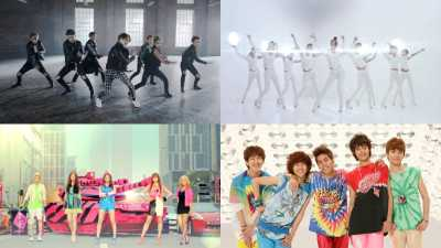 Menikmati Versi Asli dari 7 Lagu K-Pop Terkenal