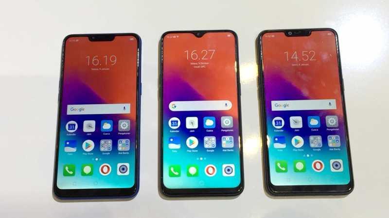 Pisah dari Oppo, Smartphone Realme Diproduksi di Tangerang