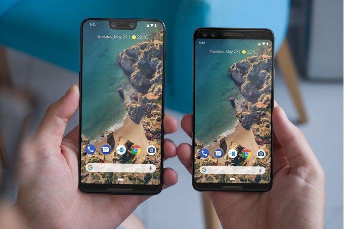 Google Pixel 3 dan Pixel 3XL Rilis 4 Oktober?