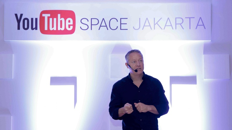 Google Kembali Hadirkan YouTube Pop-Up Space di Jakarta
