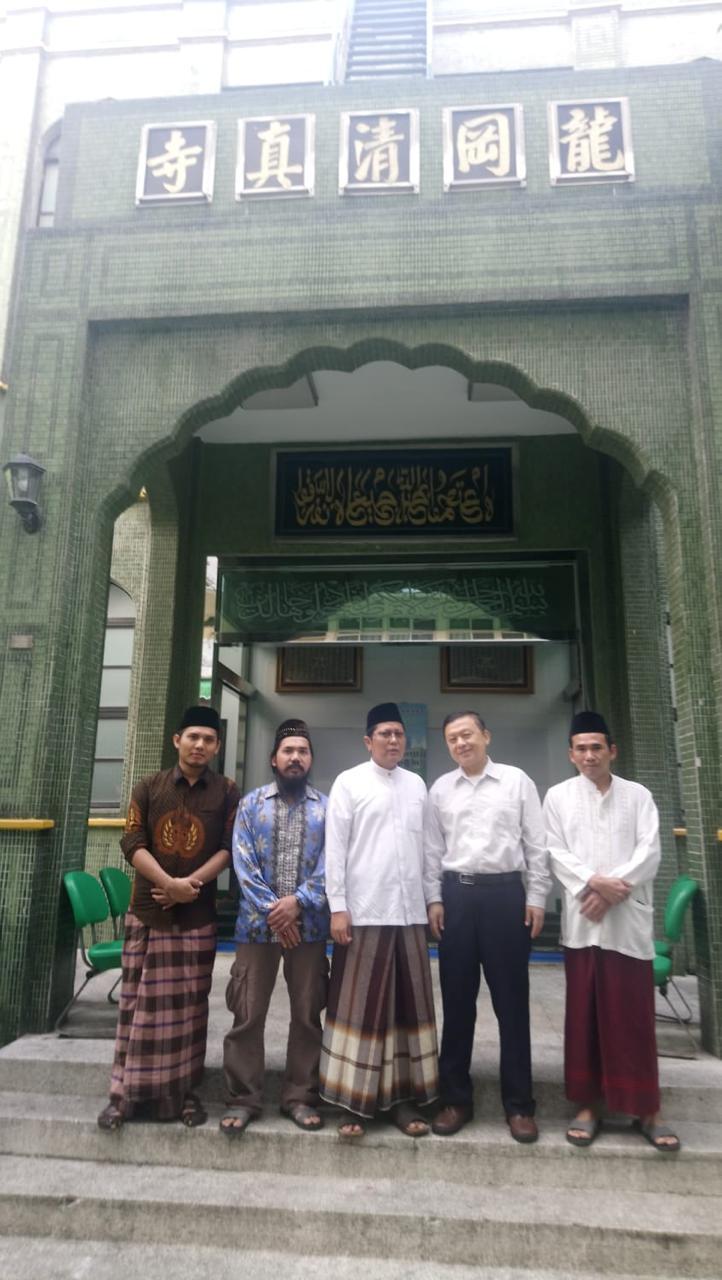 Masjid Longgang di Negeri Taiwan Tanpa Azan yang Keras