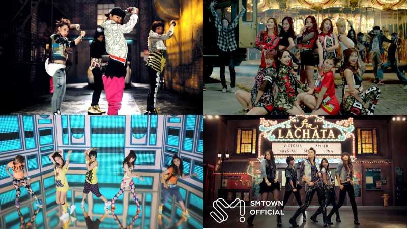 9 Girlband K-Pop yang Debut dengan Konsep Funky