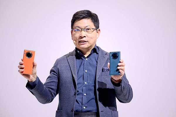 Ssst... ini harga Huawei Mate 30 series