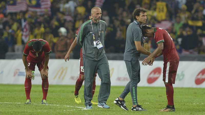 Dipermalukan Kirgistan, Timnas Indonesia Gagal Juara