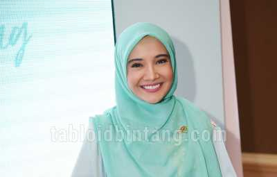 Tak Mudik, Zaskia Sungkar akan Rayakan Lebaran di Jakarta