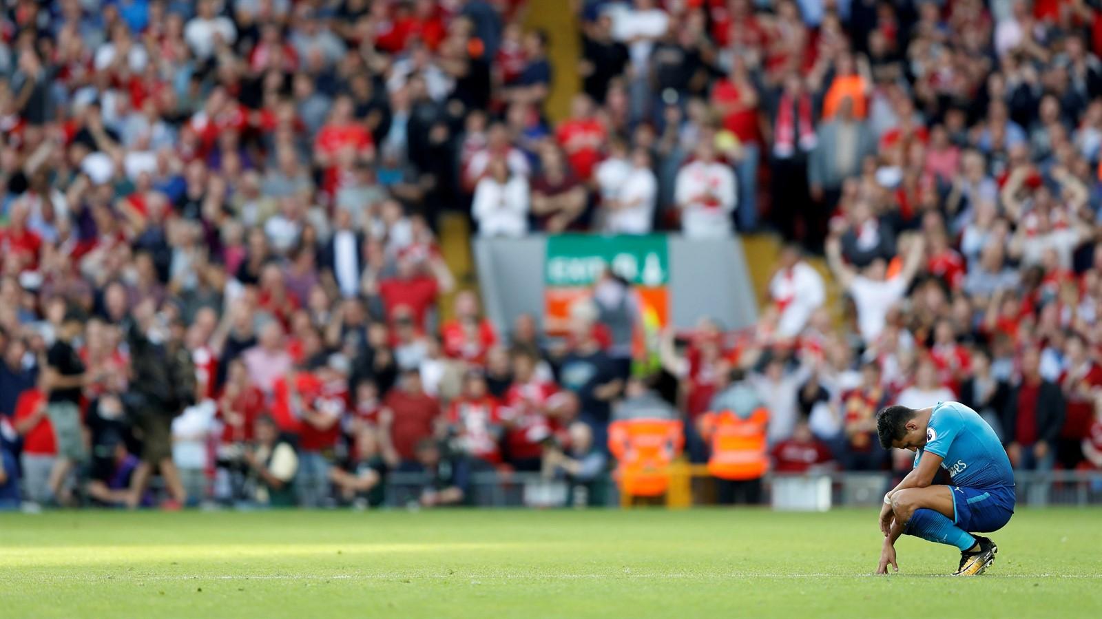 Di Balik Borok Arsenal