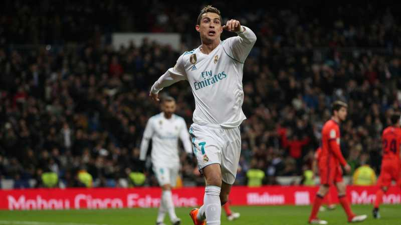 Catatan Apik yang Ditorehkan Ronaldo-Marcelo di Laga Melawan Sociedad