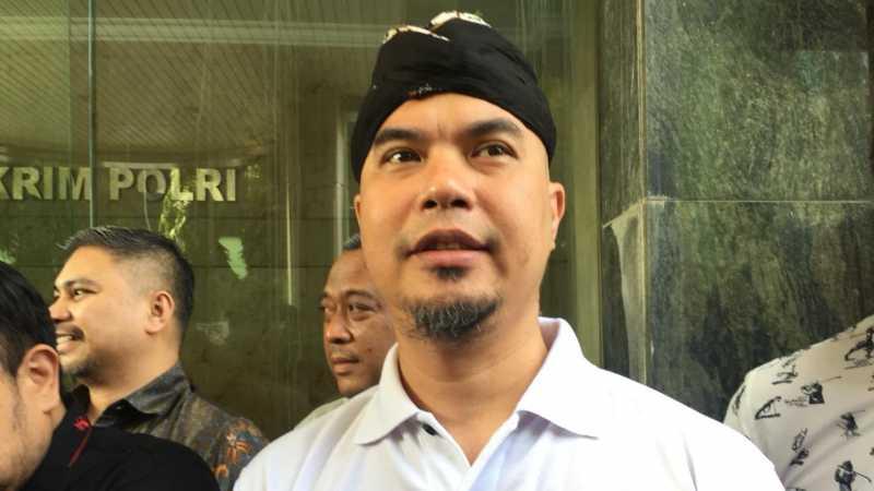 Jadi Tersangka, Ahmad Dhani Dicegah ke Luar Negeri