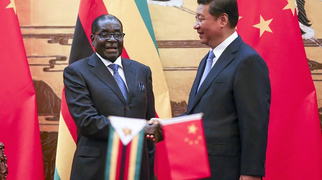 Di Balik Populernya Bahasa Mandarin di Afrika