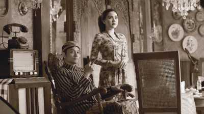 Vicky Shu Gelar Pernikahan Secara Tertutup di Candi Borobudur