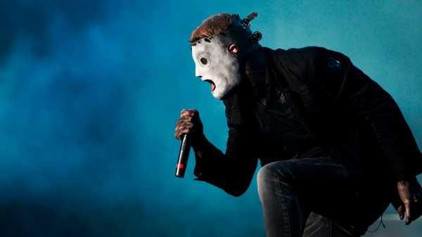 Corey Taylor Beberkan Topeng Slipknot Favoritnya