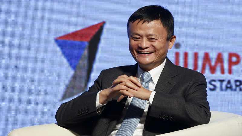 Pendiri Alibaba Jack Ma Akan Bertemu Presiden Jokowi di Istana Bogor