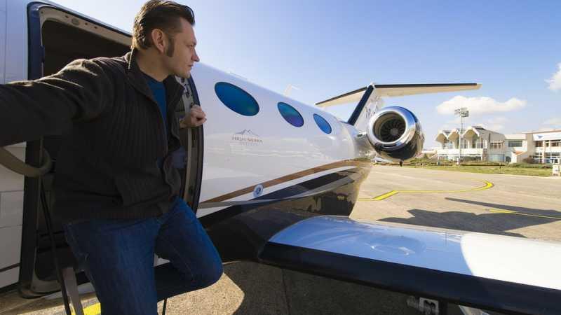 Berapa Harga Sewa Jet Pribadi di Liburan Tahun Baru?
